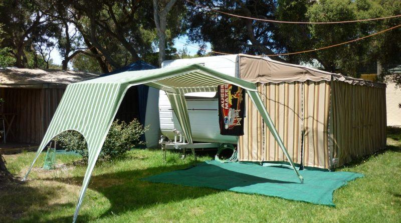 Campen in Torquay