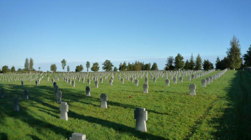 Friedhof Saldus / Lettland