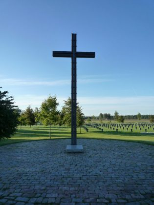 Soldatenfriedhof Saldus