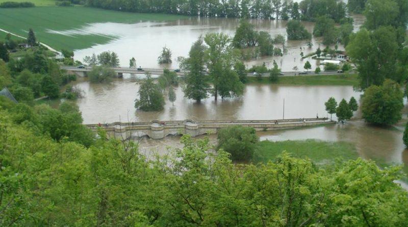 Hochwasser in Creuzburg