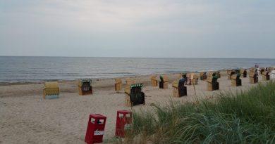 Weißenhäuser Strand
