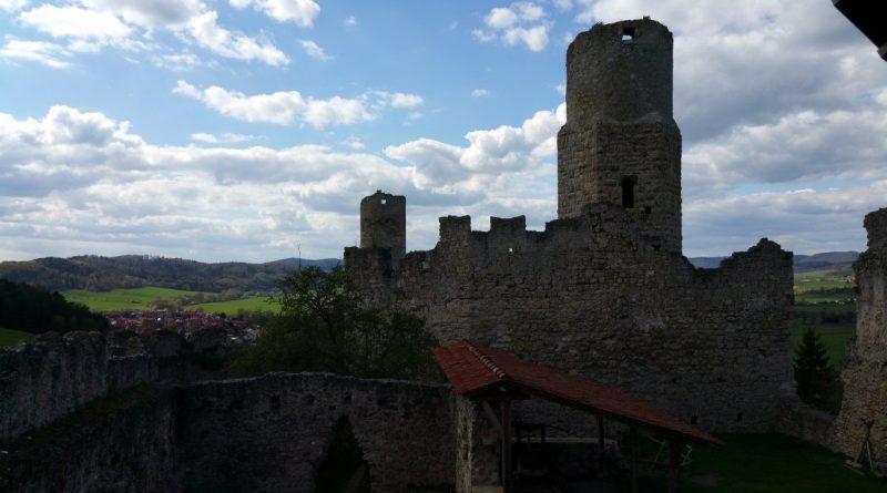 Ruine der Brandenburg